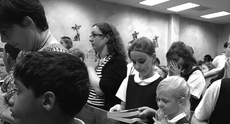 Angelus Academy prayer life